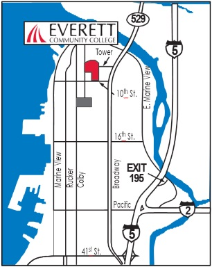 map to EvCC