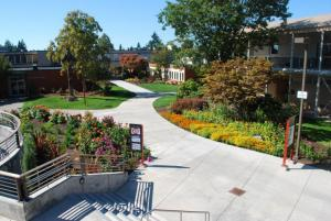 photo of evcc campus