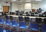 Whitehorse, Rm 105 - Classroom Style