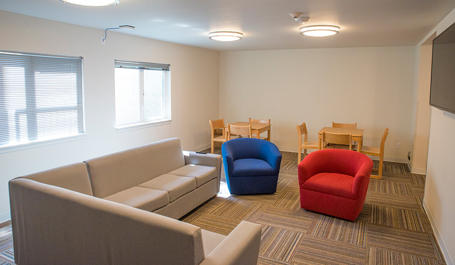 Indoor Community Room