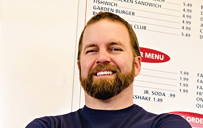 EvCC Alumni Jeff Doleshel - owner of Everett institution Ray's Drive-In