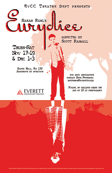 EvCC Theatre Dept Presents Eurydice