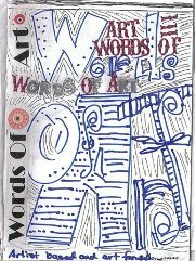 Words of Arts Cover